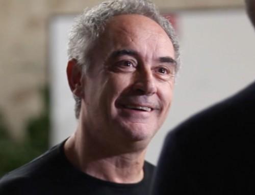 Hay Festival IE University, Ferran Adria