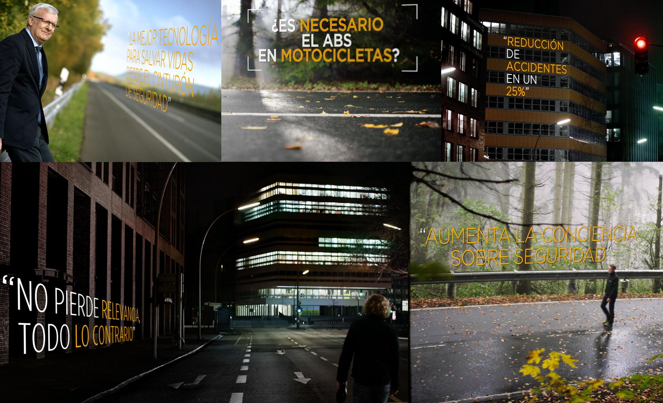 Continental Vision Zero, plantilla