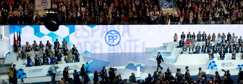 18 Congreso Partido Popular