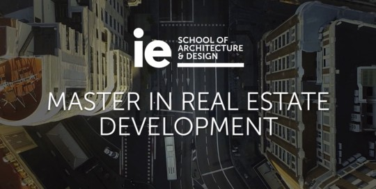 Master in real estate