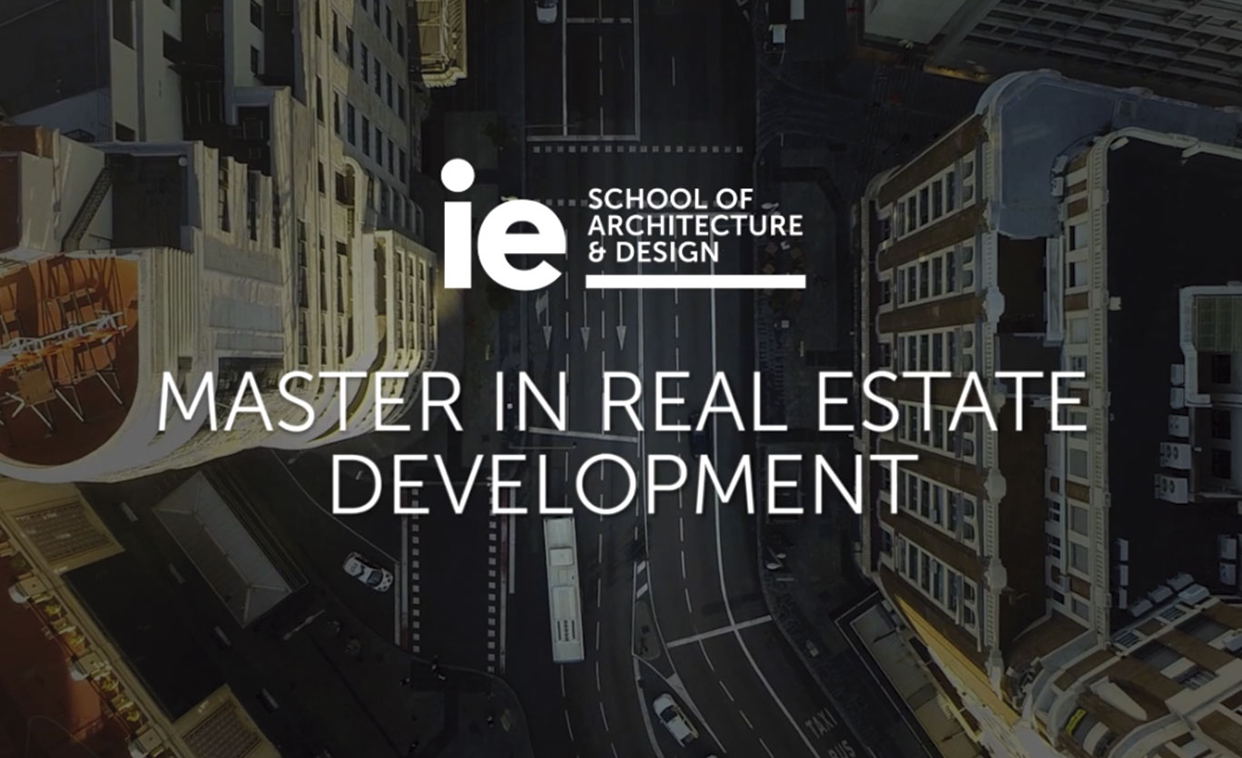 Master in real estate