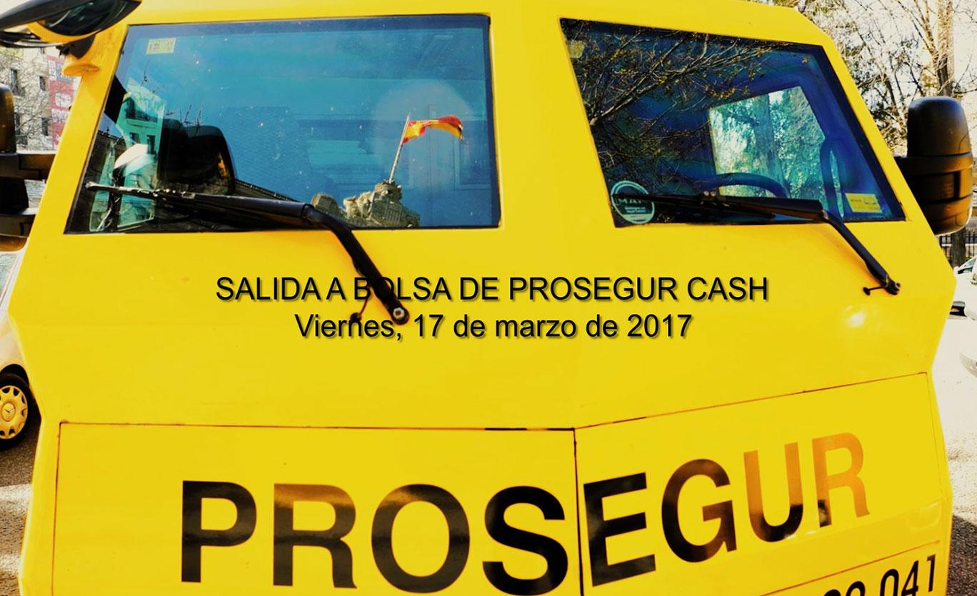 prosegur cash furgon