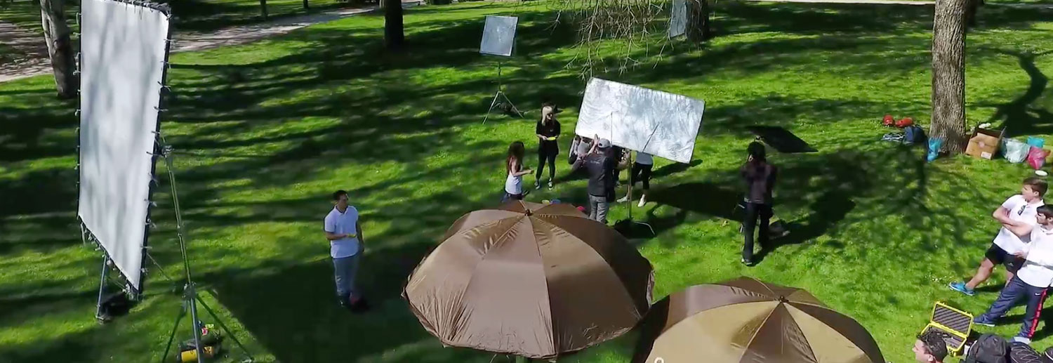 Opening y Making of dron