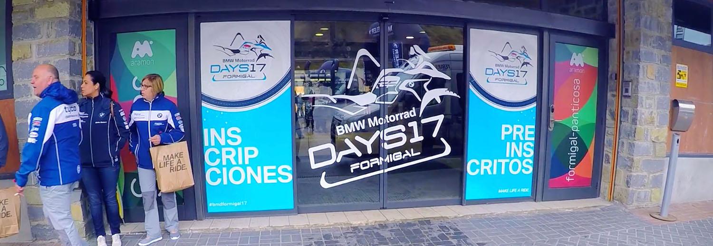 bmw motorrad days entrada