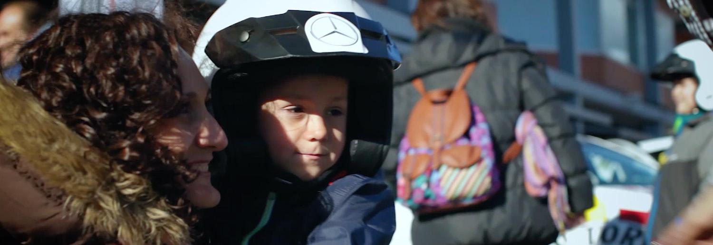 ASION (Asociación Infantil Oncológica de Madrid) niño