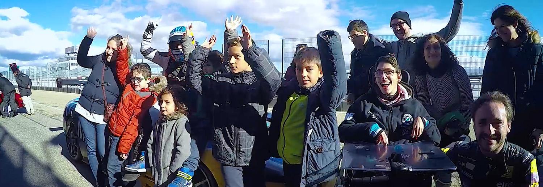 asion, asociación infantil oncológica de Madrid grupo