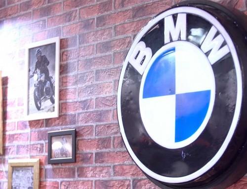 """""""Salón Vive la Moto"""" BMW 2018"""