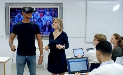 Video Corporativo IE University 2018