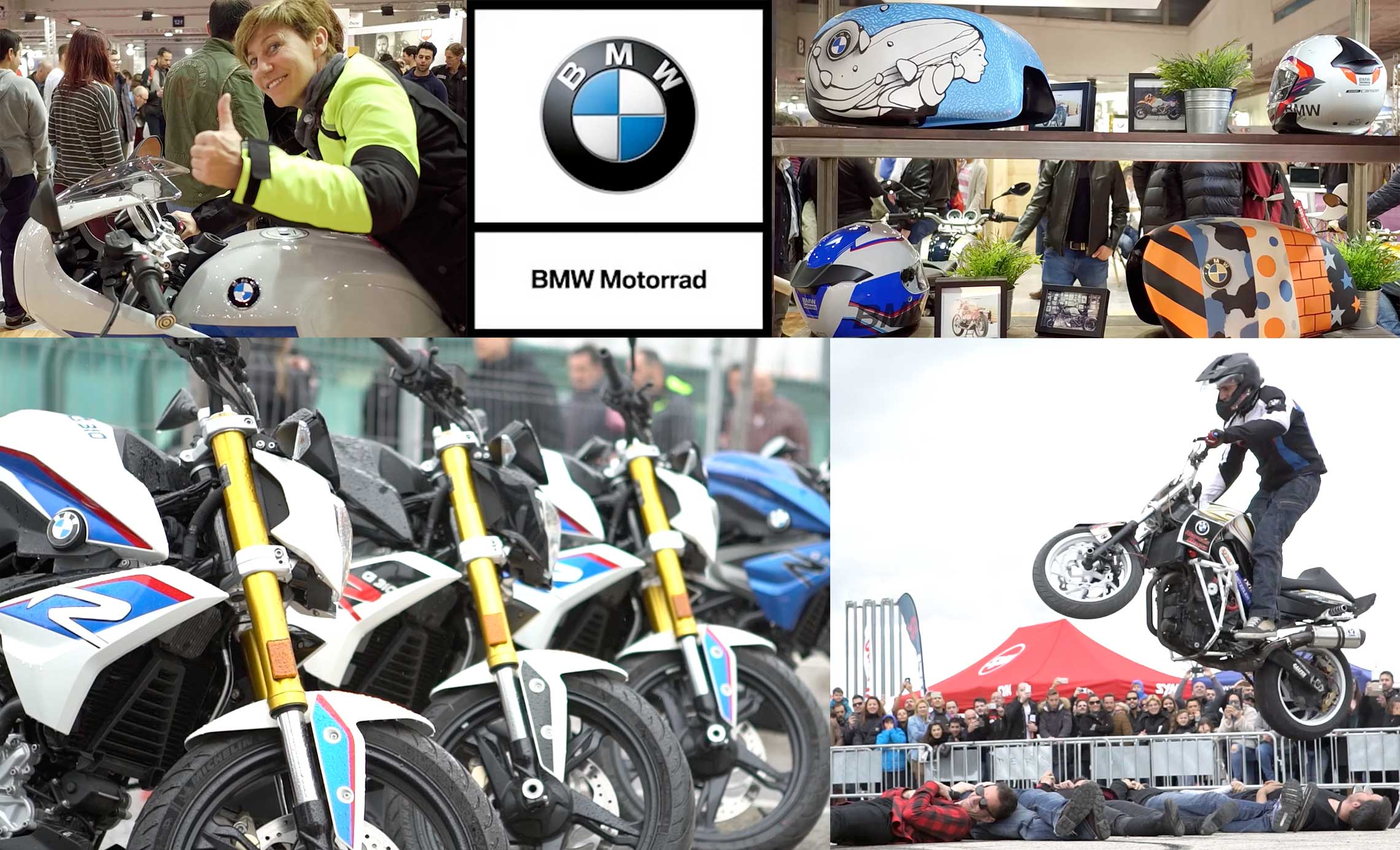 BMW Vive la Moto Ifema
