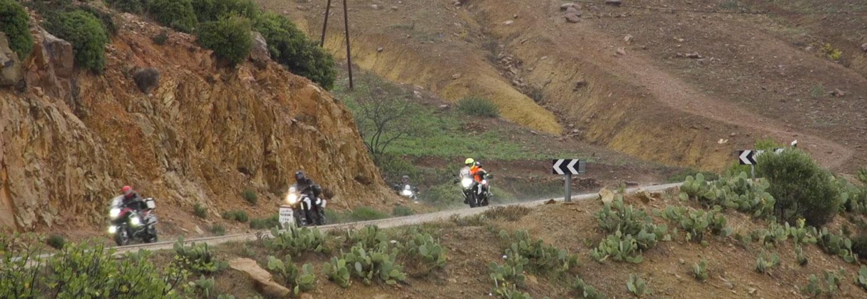 Punta a Punta Marruecos ruta