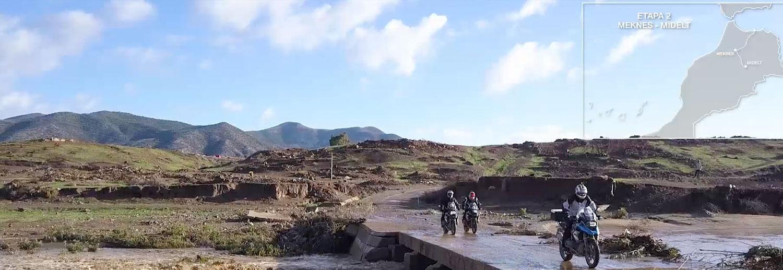 Punta a Punta Marruecos rio