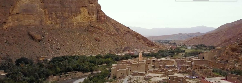Punta a Punta Marruecos pueblo