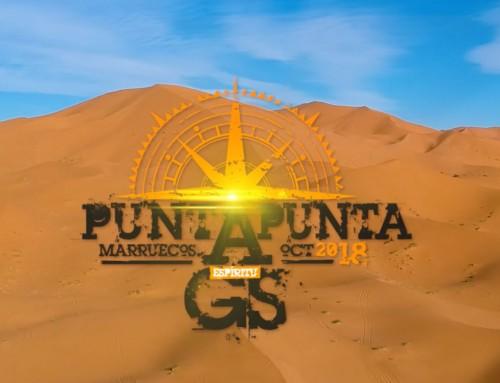 Punta a Punta Marruecos 2018, Espíritu GS