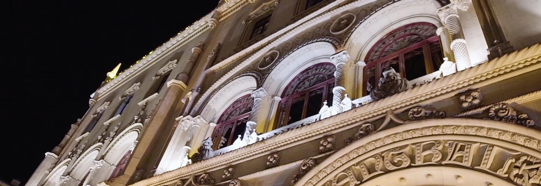 corporativo arquitectura fachada
