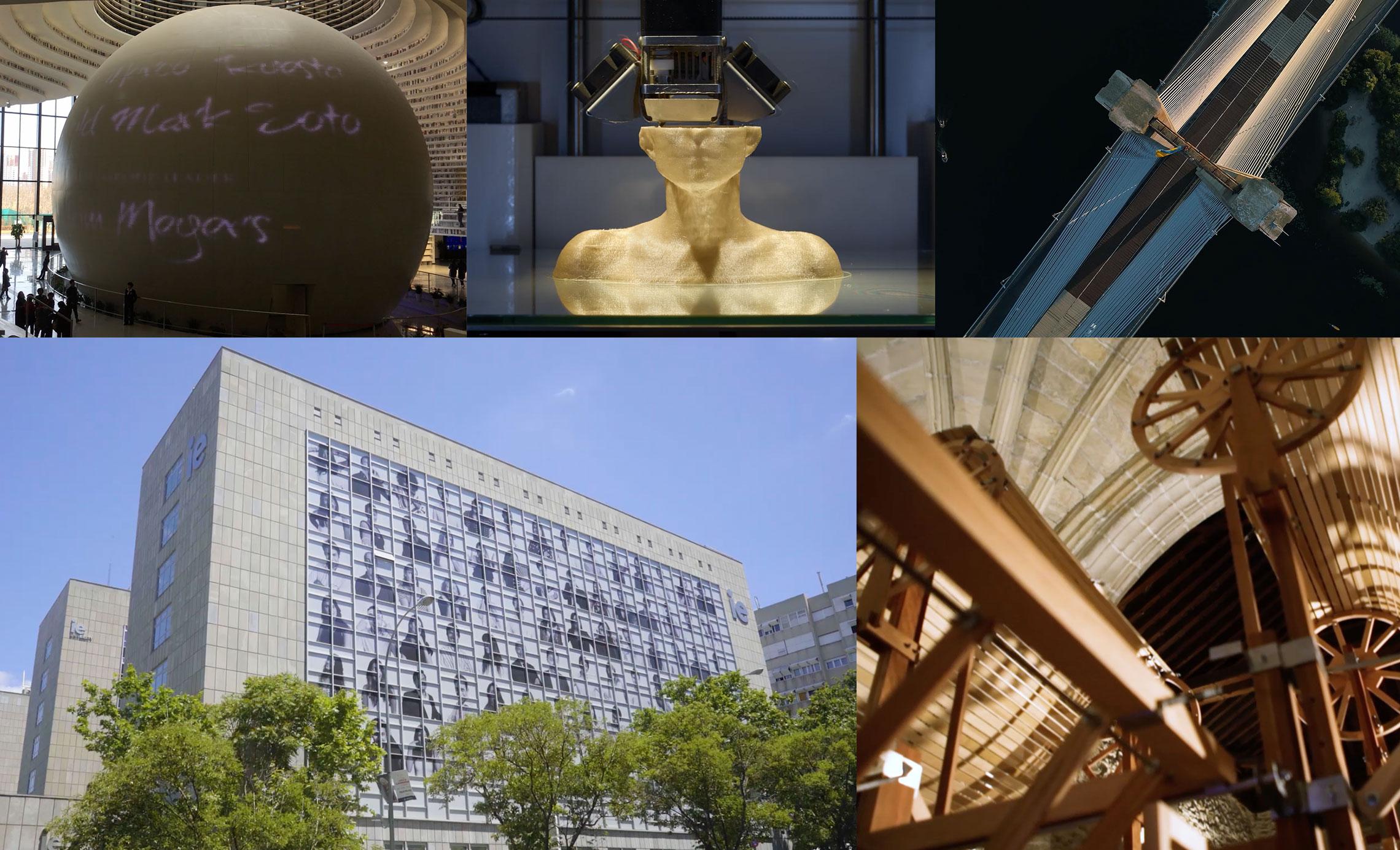corporativo arquitectura plantilla