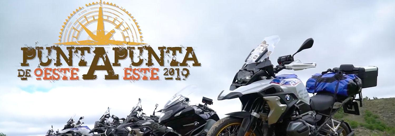Punta a Punta 2019 BMW Motorrad España