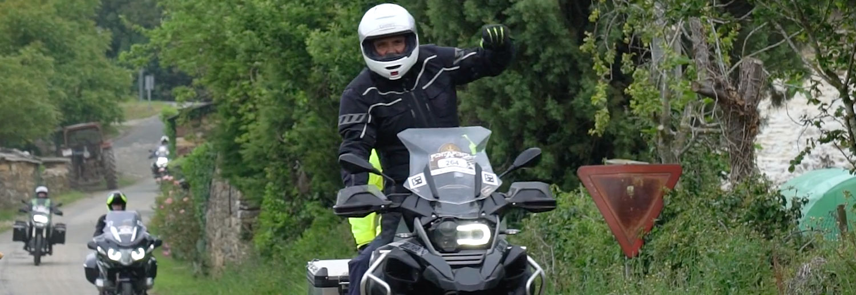 Punta a Punta 2019 BMW Motorrad España moto