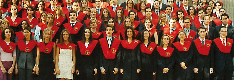 30 aniversario del IEB graduados