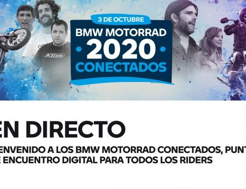 BMW Motorrad 2020 Conectados