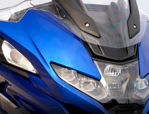 Lanzamiento nueva BMW R 1250 RT 2021